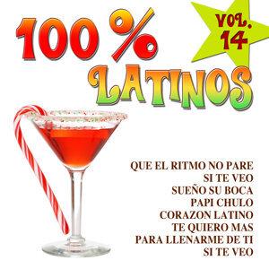 100% Latinos Vol.14