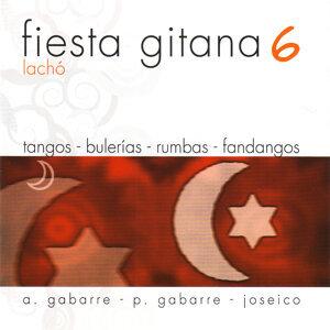 Fiesta Gitana 6: Lachó (Tangos, Bulerías, Rumbas y Fandangos)