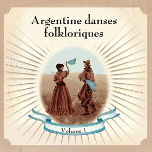 Argentine Danses Folkloriques Volume 1