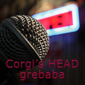 CORGIS HEAD GREBABA