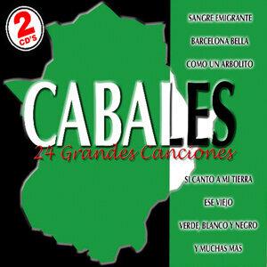 LOS CABALES Grandes Pasodobles Rumbas y Sevillanas
