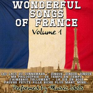 Wonderful Songs Of France Volume 1
