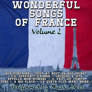 Wonderful Songs Of France Volume 2