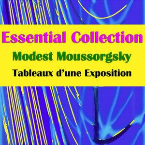 Essential Classics Modest Moussorgsky Tableaux D'une Exposition