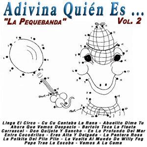 Adivina Quién Es...: Vol.2