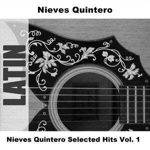 Nieves Quintero Selected Hits Vol. 1