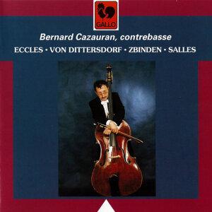 Eccles, Von Dittersdorf, Zbinden & Salles: Works for Double Bass