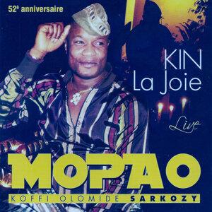 Kin La Joie Live 52ème anniversaire