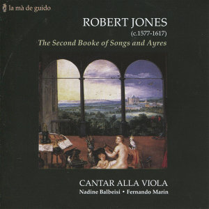 Jones: The Second Booke of Songs and Ayres