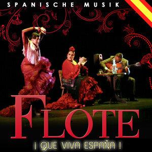 Spanische Musik. Flote. ¡ Que Viva España !