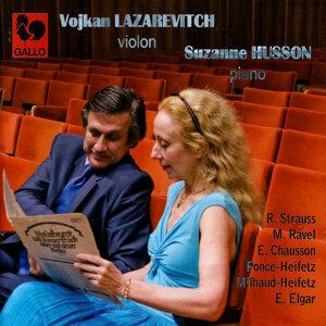 Strauss, Ravel, Chausson, Heifetz & Elgar: Violin & Piano Works