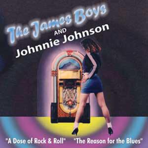 The James Boys & Johnnie Johnson