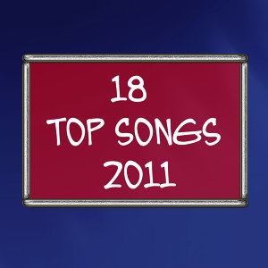 18 top songs 2011