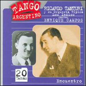 Ricardo Tanturi y su orquesta tipica. Los Indios