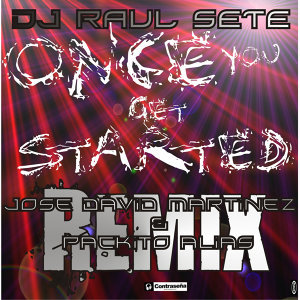Once You Get Started (Remix) - Single