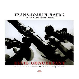 Franz Joseph Haydn: Trios y Divertimentos