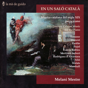 En un Saló Català - 19th Century Catalan Music for the Piano