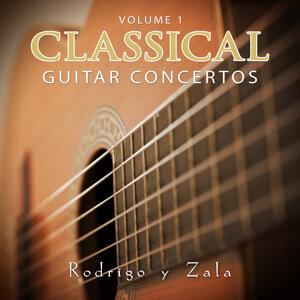 Classical Guitar Concertos Vol 1