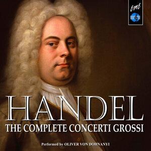 Handel: The Complete Concerti Grossi