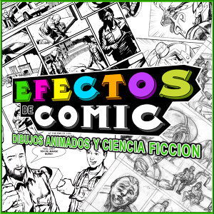 Animation and Comic Sound Effect. Science Fiction