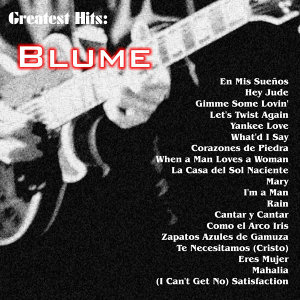 Greatest Hits: Blume