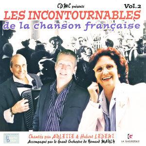 Les incontournables de la chanson française Vol. 2