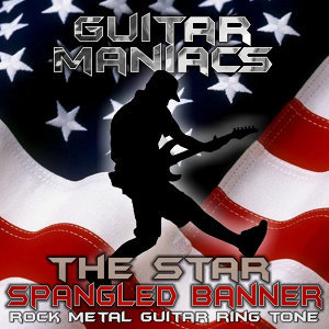 Star Spangled Banner: Rock Metal Guitar Ring Tone