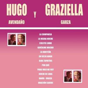 Hugo Avendaño y Graziella Garza