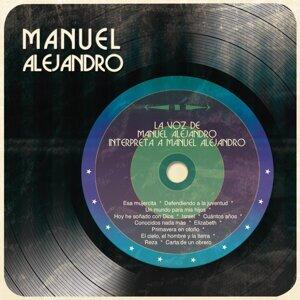 La Voz de Manuel Alejandro Interpreta a Manuel Alejandro