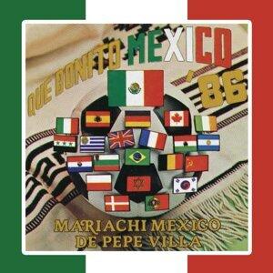 Qué Bonito México '86