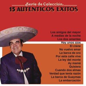Serie de Colección 15 Auténticos Éxitos
