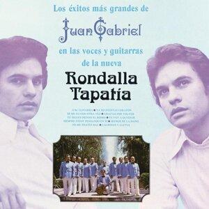 Los Éxitos Más Grandes de Juan Gabriel en las Voces y Guitarras de la Nueva Rondalla Tapatía