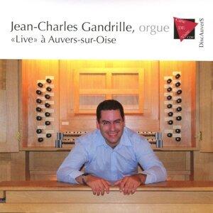 Jean Charles Gandrille, Live - Orgue