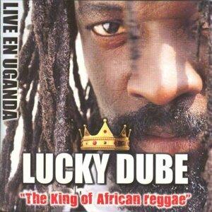 Lucky Dube Live in Uganda - The King of African Reggae