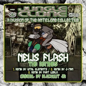 News Flash - Jungle Clone