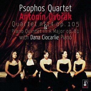 Dvorak: Quartet No. 14, Op. 105 & Piano Quintet in A Major, Op. 81