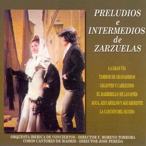 Preludios e Intermedios de Zarzuelas 1