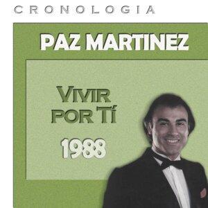 Paz Martínez Cronología - Vivir por Ti (1988)