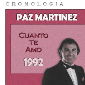 Paz Martínez Cronología - Cuanto Te Amo (1992)