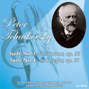 Peter Tchaikovsky. Suite No.3 in G Major Op. 55