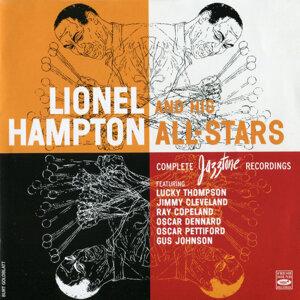 Lionel Hampton And His All-Stars Complete Jazztone Recordings