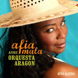 A Cuba, avec Orquesta Aragon