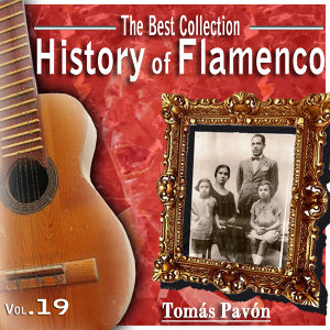 The Best Collection. History Of Flamenco.Vol.19: Tomas Pavon