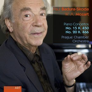 Mozart: Piano Concertos Nos. 15 & 20