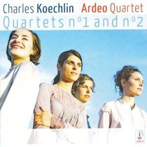 C. Koechlin: Quartets Nos. 1 & 2