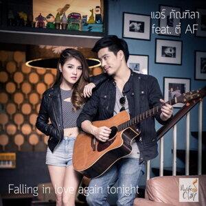 Falling in Love Again Tonight (Single)