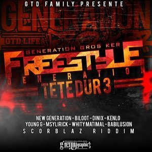 Nou le gros kèr - Freestyle  génération tête dur Family 3