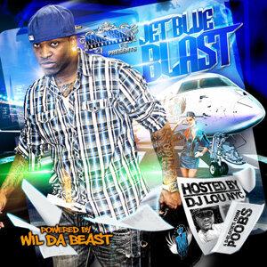 Jet Blue Blast