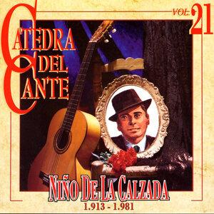 The Best Collection. History Of Flamenco. Vol. 21: Niño De La Calzada