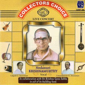 Collectors Choise - Live Concert - Nedanuri Krishnamurthy